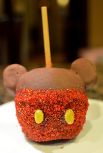 Mickey Mouse Apple