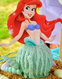 The Little Mermaid Apple