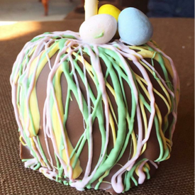 Easter Cadbury Apple